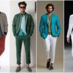 Как называются укороченные и короткие мужские брюки, их виды и фасоны
