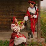 Украинский национальный костюм фото, мужской и женский