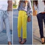 В каких брюках не жарко летом выбираем ткань, цвет, модель