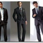 Виды мужских костюмов по фасону, сезону и предназначению
