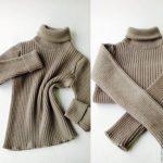 Водолазка лапша с чем носить подбор аксессуаров и наряда