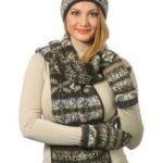 Сколько пряжи нужно на шарф как сделать расчет на шарф и шапку