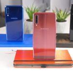 Samsung Galaxy A7 2018 года — обзор характеристик