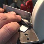 Как заточить сверло по металлу, победитовое
