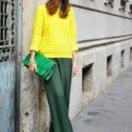 С чем носить широкие брюки осенью, зимой, весной Выбор своей модели