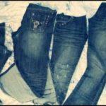 Жилетка из старых джинсов своими руками