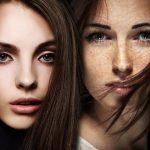 Светло коричневый цвет волос фото — Темно коричневый цвет волос