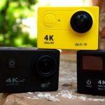 Рейтинг лучших экшн-камер EKEN 2019