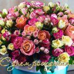 Красивые поздравления с днем рождения в стихах для женщины