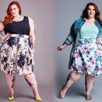 Юбки для полных женщин модные фасоны на 2019 год