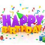 Стих-поздравление с днем рождения