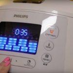 Обзор мультиварок Philips и их возможности