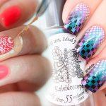 Стемпинг на ногтях — фото и видео как делать стемпинг