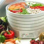 Лучшие сушилки для овощей и фруктов 2018