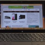 Планшетный компьютер Lenovo ThinkPad Tablet 10