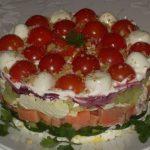 Рецепт салата — Тайный приворот