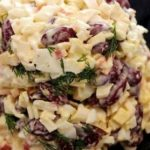 Салат из фасоли консервированной рецепт с фото очень вкусный