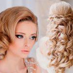 Прически на длинные волосы фото — идеи на торжество