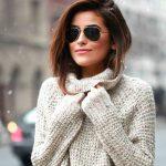 Модные женские свитера 2019 года тренды, тенденции, фото