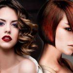 Колорирование волос фото на темные и светлые волосы в 2018 году