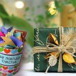 Подарок своими руками на день рождения для мамы и бабушки как сделать