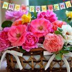 Короткие поздравления с днем рождения женщине в стихах короткие