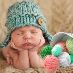 Шапочка для новорожденного крючком вязание для начинающих