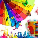 Психология цвета значение в интерьере и рекламе