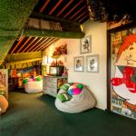 Лучшие кафе и рестораны с детской комнатой в Санкт-Петербурге 2019