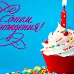 Поздравления с днем рождения своими словами короткие в прозе