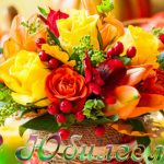 Поздравление с днем рождения женщине в стихах красивые с юбилеем