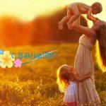 Поздравление с днем матери красивое в стихах