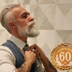 Поздравления с юбилеем 60 лет мужчине в стихах