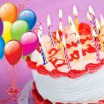 С днем рождения короткие в прозе поздравления