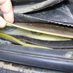 Проклейка автомобиля шумоизоляцией материалы, инструкция, советы