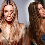 Прическа каскад на длинные волосы — каскад на длинные волосы с челкой