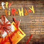 Смс с днём рождения поздравления
