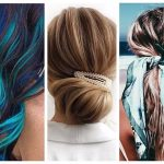 Модные аксессуары для волос и простые прически с ними