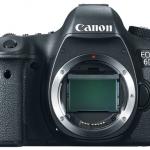 Описание фотокамеры Canon EOS 6D