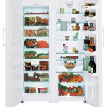 Описание холодильника Liebherr SBS 7212