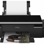 Описание принтера Epson L800