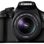 Описание фотокамеры Canon EOS 1100D Kit