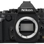 Описание фотокамеры Nikon Df
