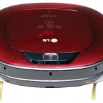 Описание робота-пылесоса LG VR6270LVM