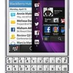 Описание телефона BlackBerry Q10