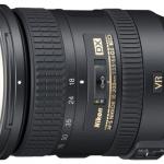 Описание объектива AF-S VR II DX Zoom-Nikkor 18-200 mm f