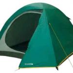 Описание палатки Greenell Elf 3