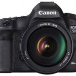 Описание фотокамеры Canon EOS 5D Mark III