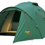 Описание палатки Canadian Camper KARIBU 2