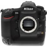 Описание фотокамеры Nikon D4s